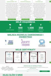 Projekt energiazyciowa.pl strona glowna