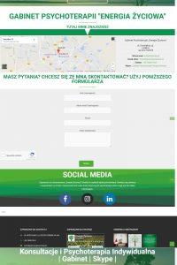 Projekt energiazyciowa.pl kontakt